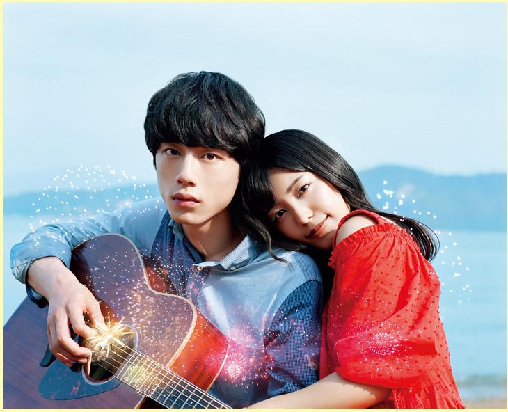 坂口健太郎の映画「君100」ネックレスが可愛い!金髪もイケメン