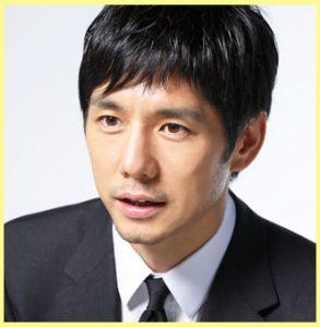 西島秀俊 俳優
