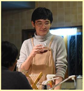 松田龍平 エプロン
